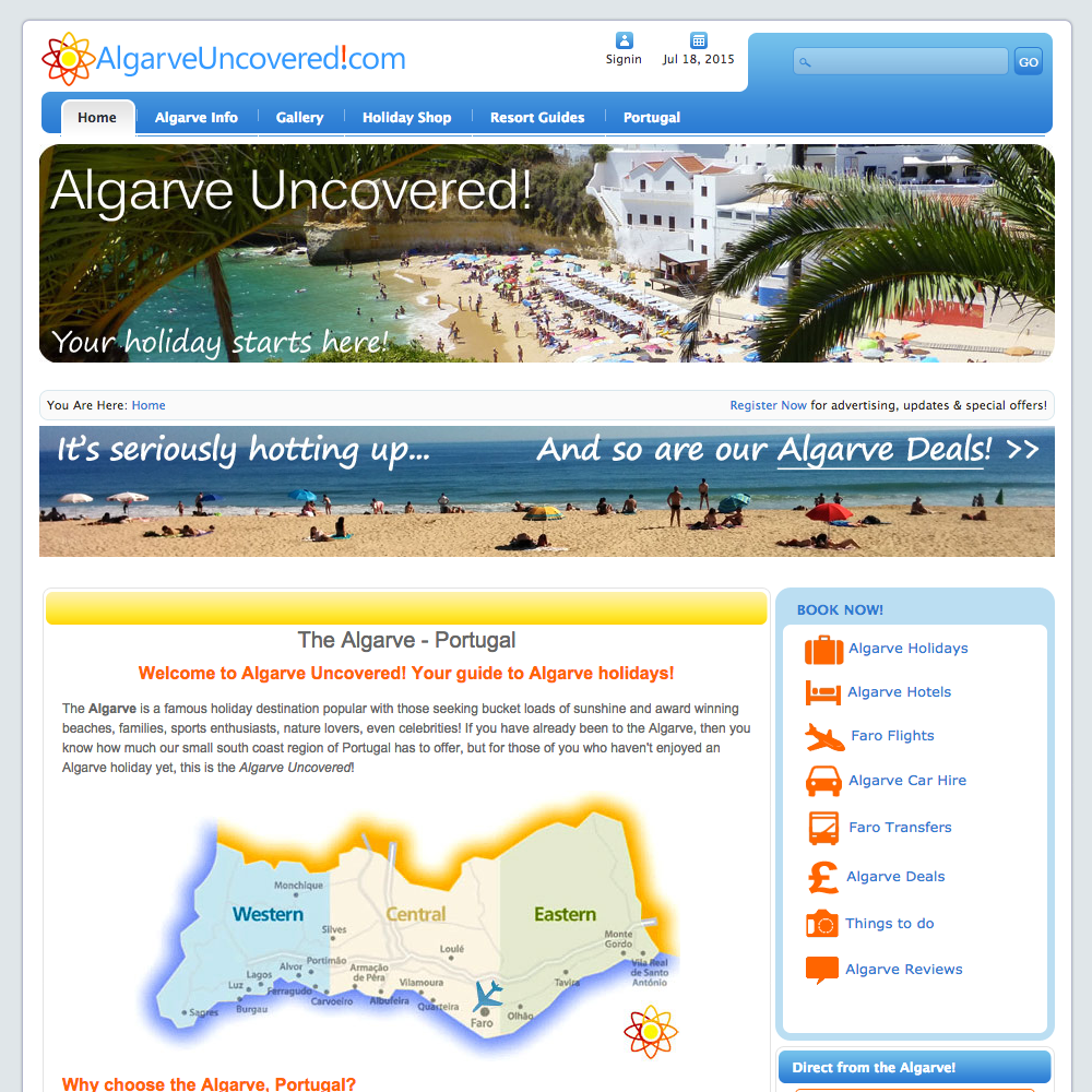 AlgarveUncovered.com